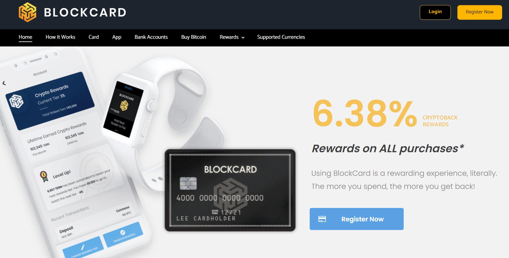 Blockcard